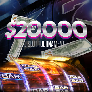 20K Slot Tournament