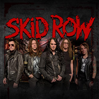 Skid Row Logo and Band Photo